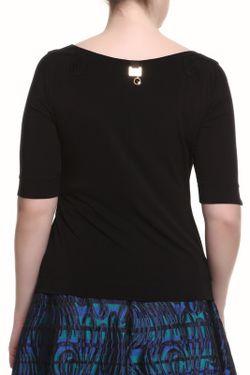 Блуза Maria Grazia Severi                                                                                                              чёрный цвет