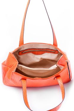Сумка Baggini                                                                                                              оранжевый цвет