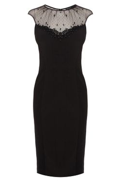 Платье Karen Millen                                                                                                              черный цвет