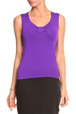 Майка Mondigo                                                                                                              фиолетовый цвет