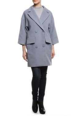 Пальто Doctor E                                                                                                              голубой цвет