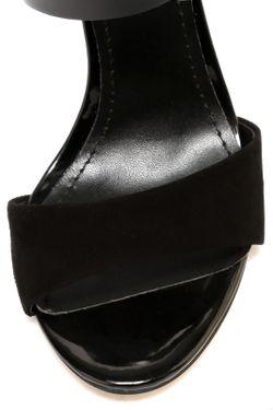 Босоножки Zumita                                                                                                              черный цвет