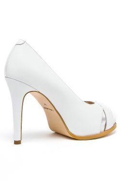Туфли Alba                                                                                                              белый цвет