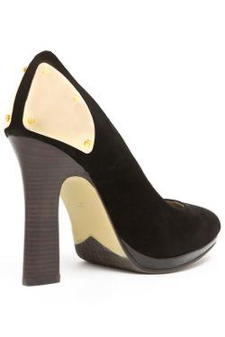 Туфли Carlabei                                                                                                              черный цвет
