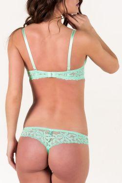 Комплект Бюстгальтер Трусики La Charente                                                                                                              зелёный цвет