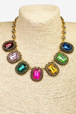 Колье FRANSUA ARDY                                                                                                              многоцветный цвет