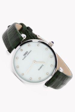 Часы IBSO                                                                                                              зелёный цвет