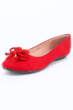 Туфли Moleca                                                                                                              красный цвет