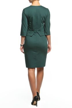 Платье Milana Style                                                                                                              зелёный цвет