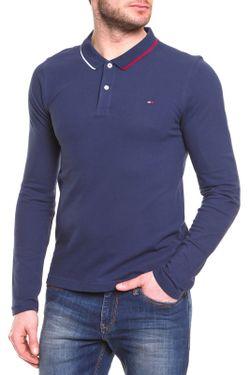Рубашка-Поло Hilfiger Denim                                                                                                              чёрный цвет