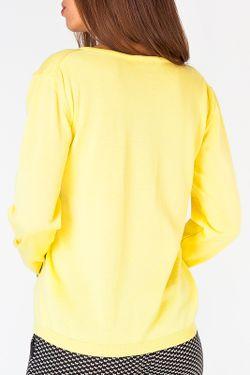 Джемпер Vis-a-Vis                                                                                                              желтый цвет