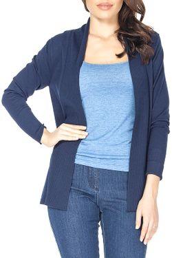 Жакет Vis-a-Vis                                                                                                              синий цвет