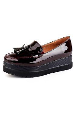 Туфли Norka                                                                                                              красный цвет