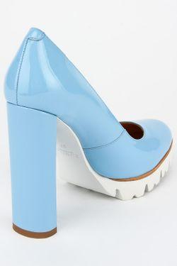 Туфли Zumita                                                                                                              синий цвет