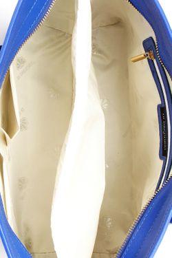 Сумка Di Gregorio                                                                                                              синий цвет