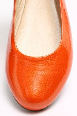 Балетки Loriblu                                                                                                              оранжевый цвет