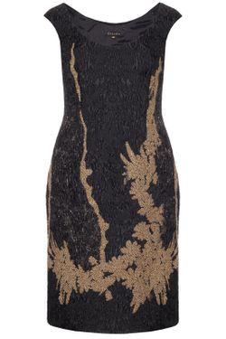 Платье Escada                                                                                                              черный цвет