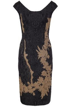 Платье Escada                                                                                                              чёрный цвет