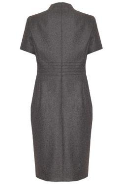 Платье Escada                                                                                                              серый цвет