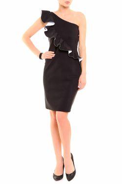 Платье La Petite Robe Di Chiara Boni                                                                                                              черный цвет