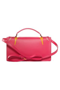 Сумка Red Valentino                                                                                                              розовый цвет