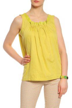 Топ Трикотажный Seventy                                                                                                              желтый цвет