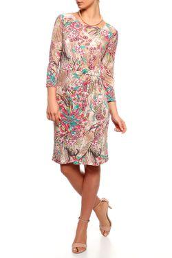 Платье Betty Barclay                                                                                                              многоцветный цвет