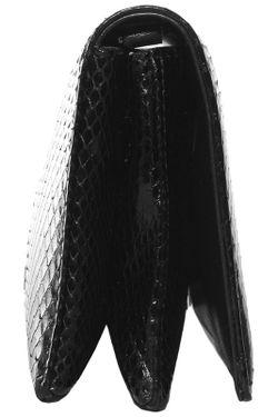 Клатч Roberto Cavalli                                                                                                              черный цвет