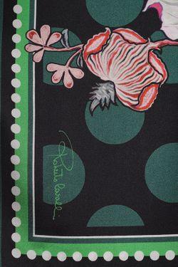 Шарф Roberto Cavalli                                                                                                              зелёный цвет