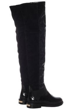 Ботфорты Aperlai                                                                                                              чёрный цвет