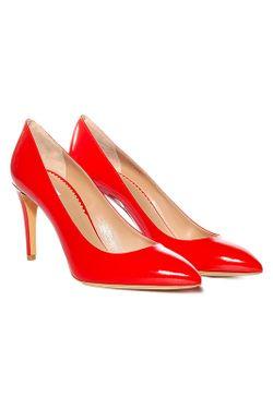 Туфли Emporio Armani                                                                                                              красный цвет
