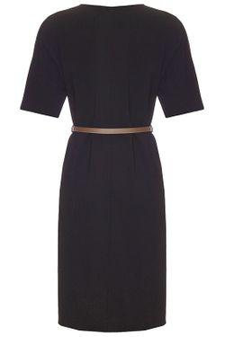 Платье Armani Collezioni                                                                                                              чёрный цвет