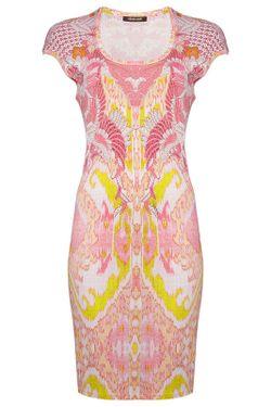 Платье Roberto Cavalli                                                                                                              розовый цвет