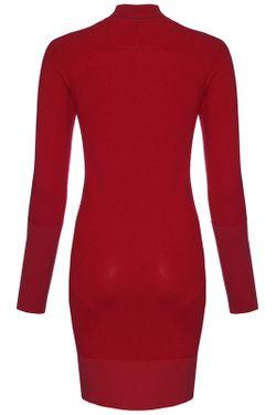 Платье Balenciaga                                                                                                              красный цвет