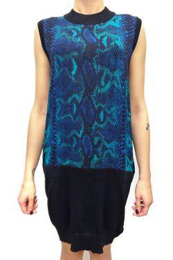 Платье ROBERTO CAVALLI PRECOLLECTION                                                                                                              многоцветный цвет