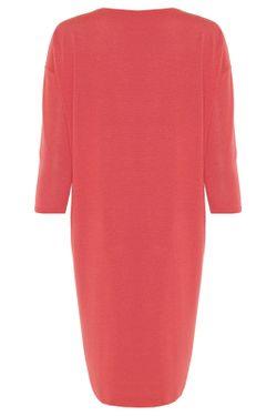 Платье Agnona                                                                                                              розовый цвет