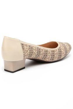 Туфли Ascalini                                                                                                              бежевый цвет