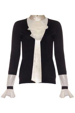 Блуза Roberto Cavalli                                                                                                              черный цвет