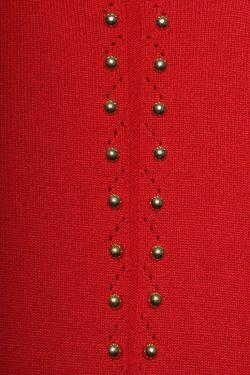 Джемпер ROBERTO CAVALLI PRECOLLECTION                                                                                                              красный цвет