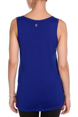 Джемпер Roberto Cavalli                                                                                                              синий цвет