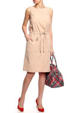 Платье Лимонти                                                                                                              бежевый цвет