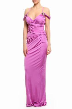 Платье Вечернее Roberto Cavalli                                                                                                              розовый цвет