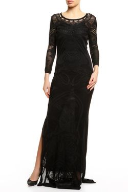 Платье 2 Предмета Roberto Cavalli                                                                                                              чёрный цвет