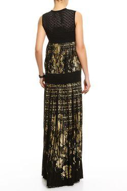 Платье Вечернее Roberto Cavalli                                                                                                              чёрный цвет