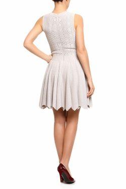 Платье Alaïa                                                                                                              многоцветный цвет