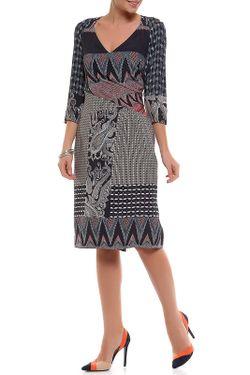 Платье Etro                                                                                                              многоцветный цвет