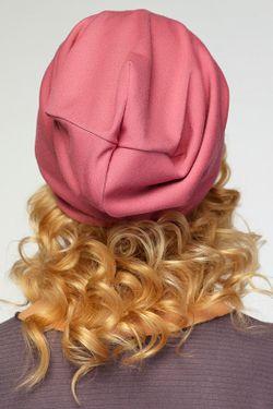 Шапка Lak Miss                                                                                                              фиолетовый цвет