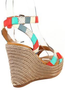 Туфли Летние Открытые Arezzo                                                                                                              многоцветный цвет