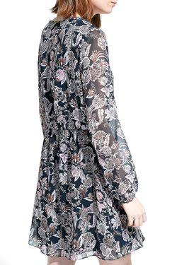 Платье Mango                                                                                                              многоцветный цвет