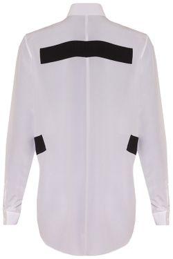 Блуза Givenchy                                                                                                              белый цвет